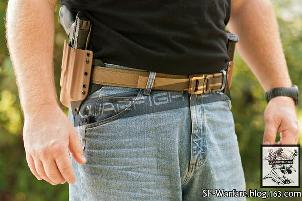Costa Ludus 指定御用战术腰带 Ares Gear Ranger Belt 简易测评 - Warfighter - WARFIGHTER