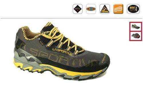 LA SPORTIVA的Wildcat野猫越野跑鞋使用感受