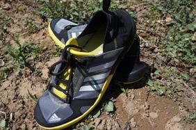 ADIDAS Climacool daroga two13溯溪鞋评测