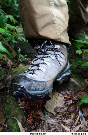 SCARPA Kailash Gtx徒步鞋评测