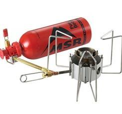 MSR DragonFly Backpacking Stove 评测报告