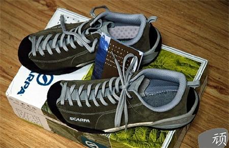 SCARPA Mojito徒步鞋测评