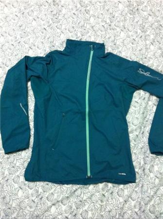 Salomon first wing III Jacket女款皮肤风衣使用感受