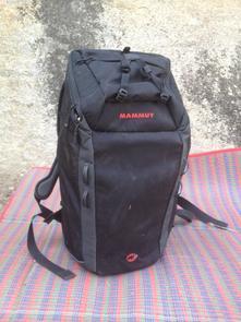 Mammut Neon Gear 45L攀岩装备背包使用感受