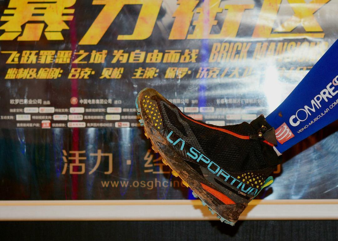 La Sportiva Crossover2.0 GTX越野跑鞋测评
