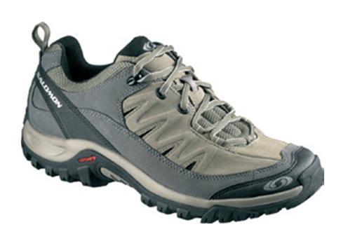 SALOMON/萨洛蒙 X-Mountain 男士低帮户外徒步鞋装备 测评报告