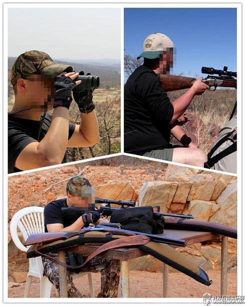狩猎 南非 爱克兰 培训