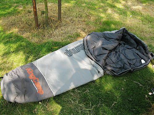 KingCamp KS3148睡袋体验报告