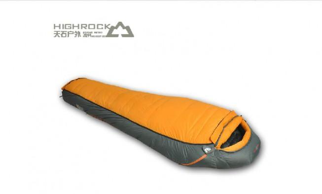 -15°的温暖——天石冰川睡袋之体验 冬季户外睡袋体验评测 装备体验
