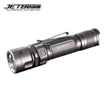 JETBeam/捷特明 JET III M XM-L T6 3M 战术强光手电筒 测评报告