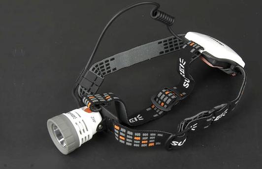 SUNREE/山瑞 全新D3系列大功率头灯 测评报告