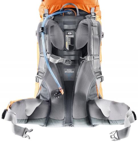 DEUTER 多特 33720 ACT Lite 35 + 10 SL 穿越系列中型背包评测
