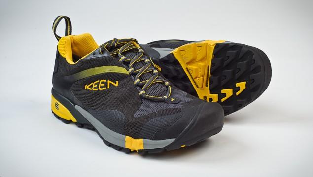 """""""路感清晰.敏锐.舒适的小k"""":KEEN Tryon WP男款越野跑鞋测评中期体验报 …"""