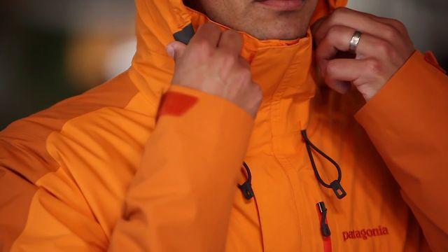 Patagonia Piolet Jacket 冲锋衣:  实用 舒适