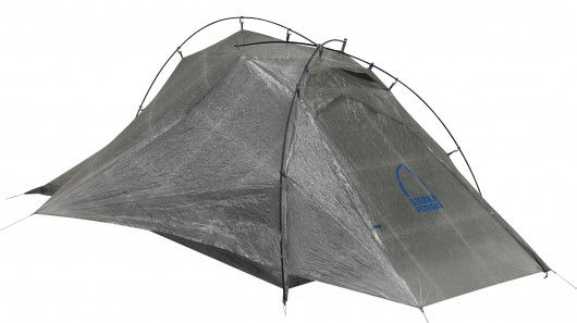 把舒适轻量化进行到底!大玩家的新帐篷,Sierra Designs UFO