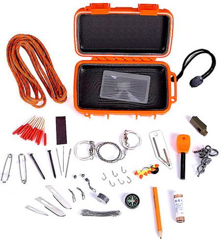 生存宝盒-火枫FME2012 应急工具盒