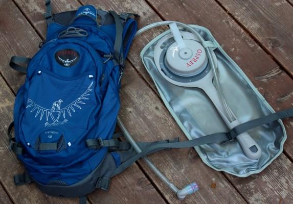 Ospery Viper 2013 13升骑行水袋包试用