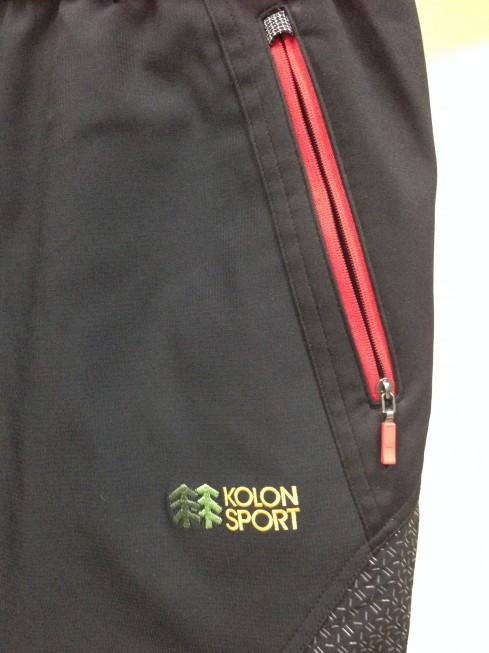 KOLON SPORT户外徒步裤评测