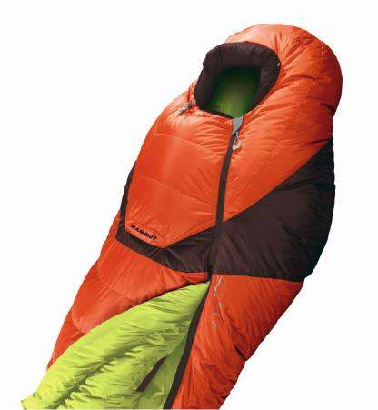 Mammut Altitude EXP Side Open Sleeping bag
