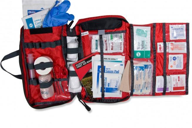 做急救包的经验及要特别注意的一些情况