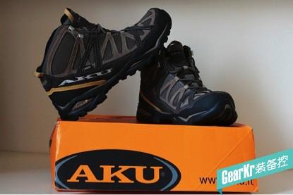 """AKU GTX 630的百里""""穿""""行"""