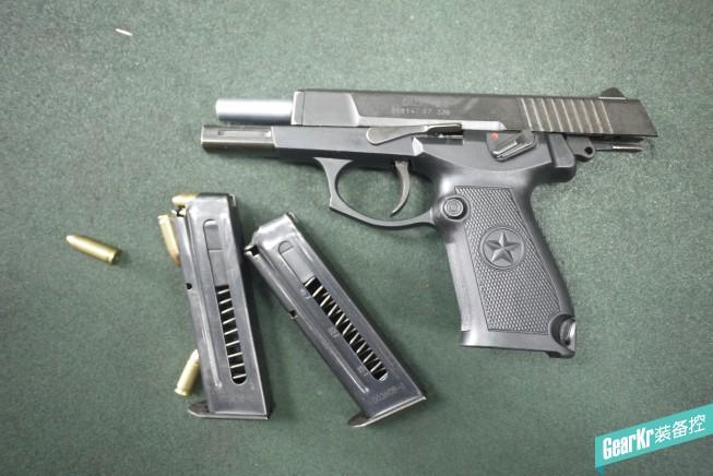 92式手枪的使用感受