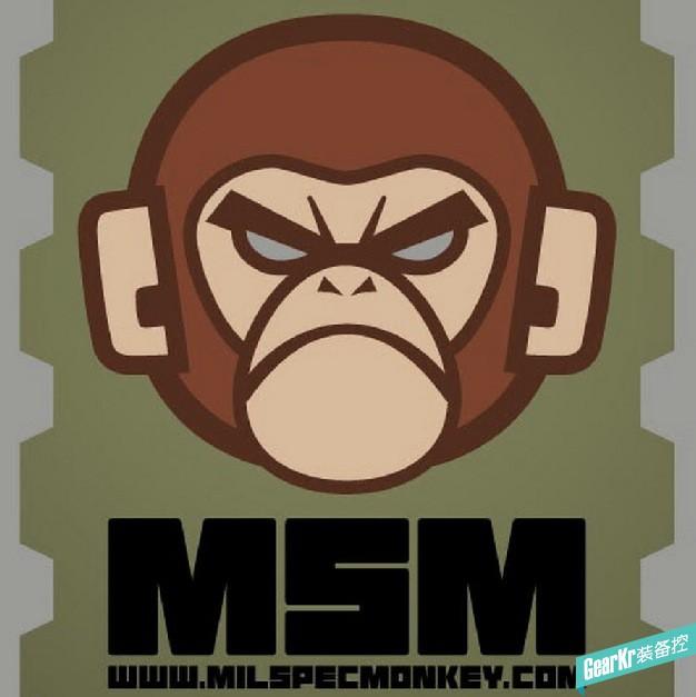 独出心裁的设计——MSM战术猴子射击棒球帽赏析