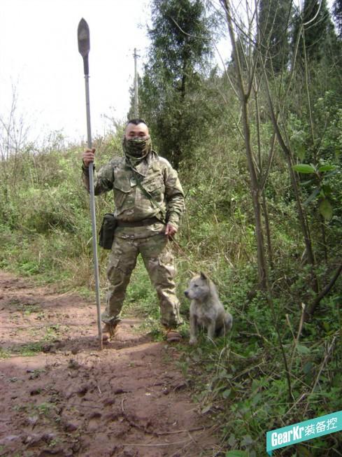 一名老猎人教你如何狩猎