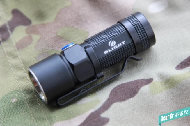 EDC神筒——OLIGHT S10 Baton