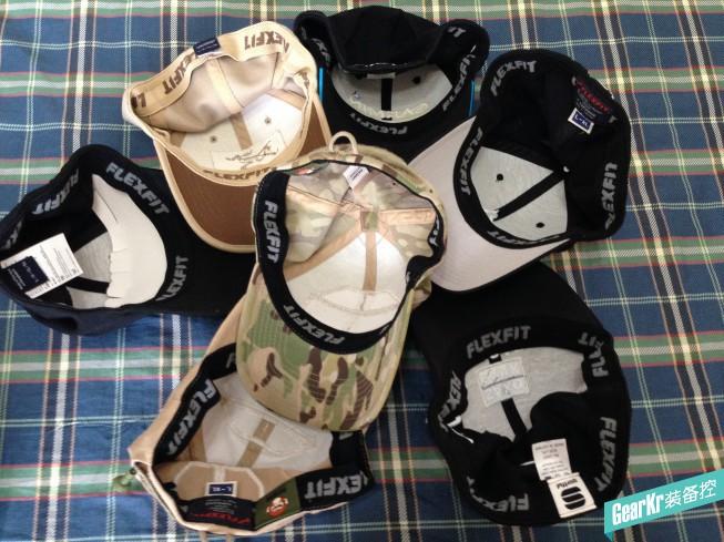 #晒装备#FLEXFIT棒球帽之王——装备控的FF收藏