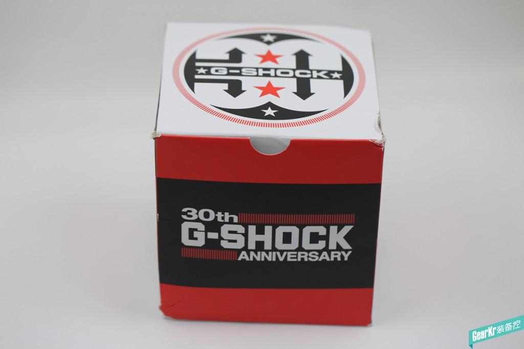 #晒装备# 卡西欧G-SHOCK30周年系列电波表 GW-9430EJ-9D
