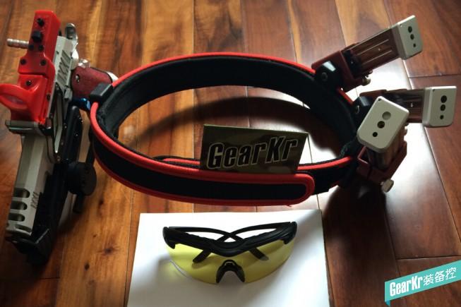 GUARDER 警星G-C7 戶外運動型眼鏡