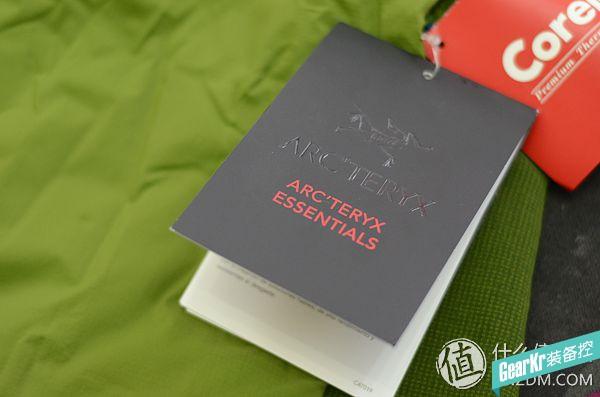 REI 购入ARC'TERYX 始祖鸟 Atom LT Hoodie 男款户外棉服,内有详细尺寸