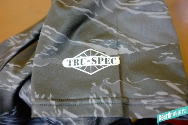胖子党的TRU-SPEC高机能排汗T恤
