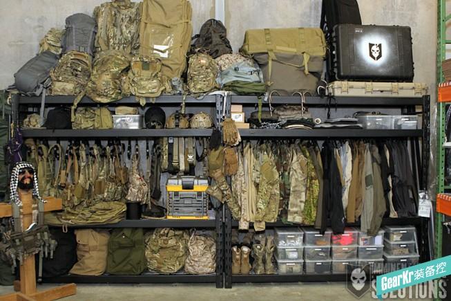 走进ITS的装备储藏室:荒郊野外生存控必备品