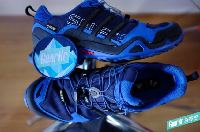 ADIDAS TERREX SWIFT R GTX 山地越野鞋评测
