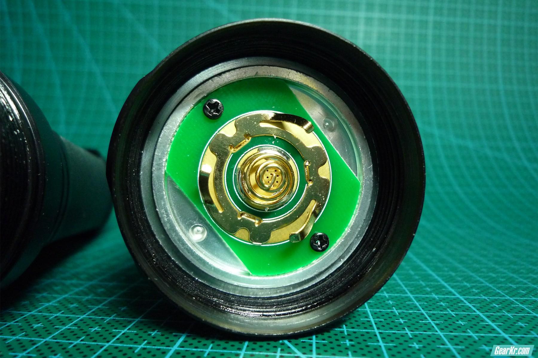 电筒头部 内部图片 1