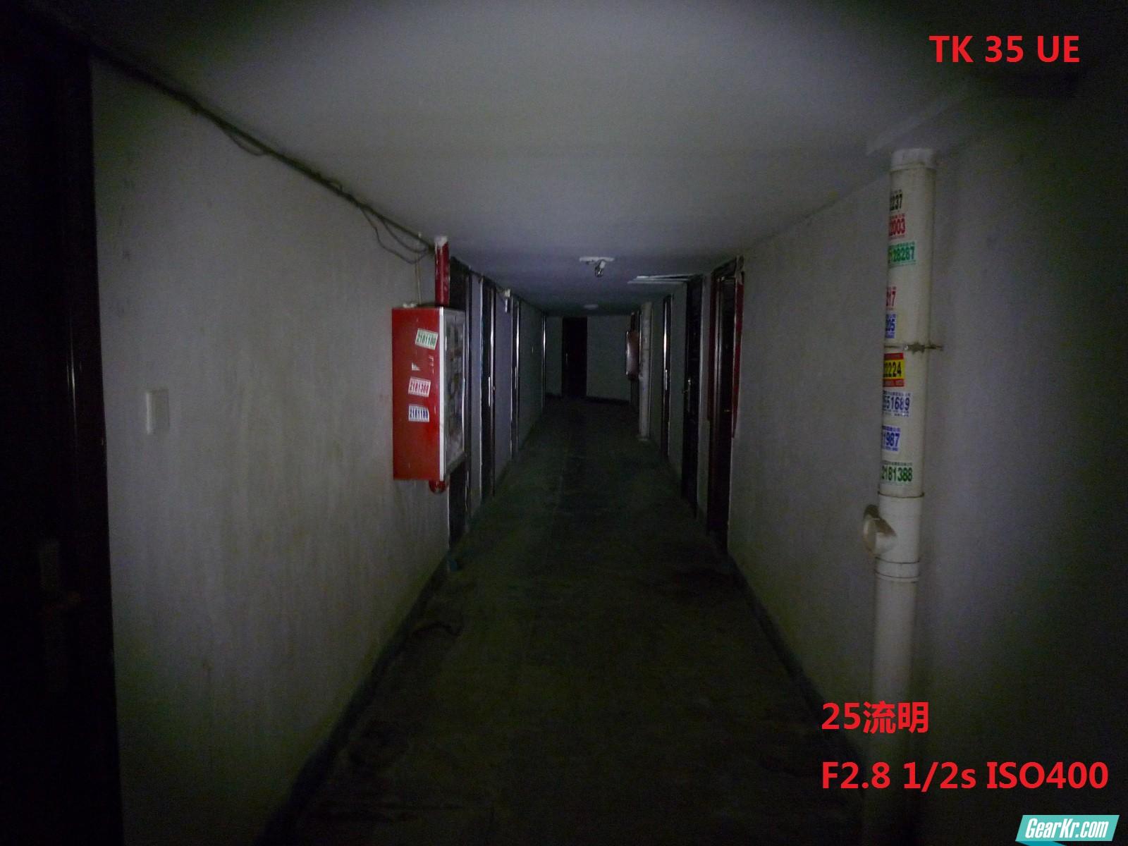 tk 35 某住宅走廊试光 25