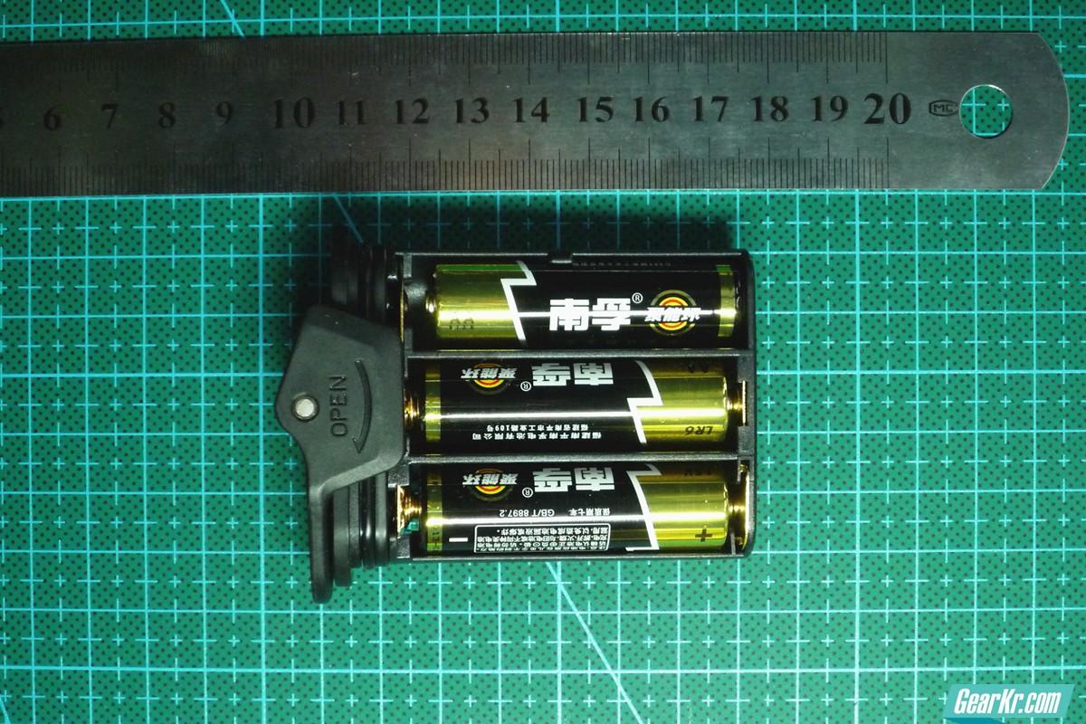HP05 电池内胆