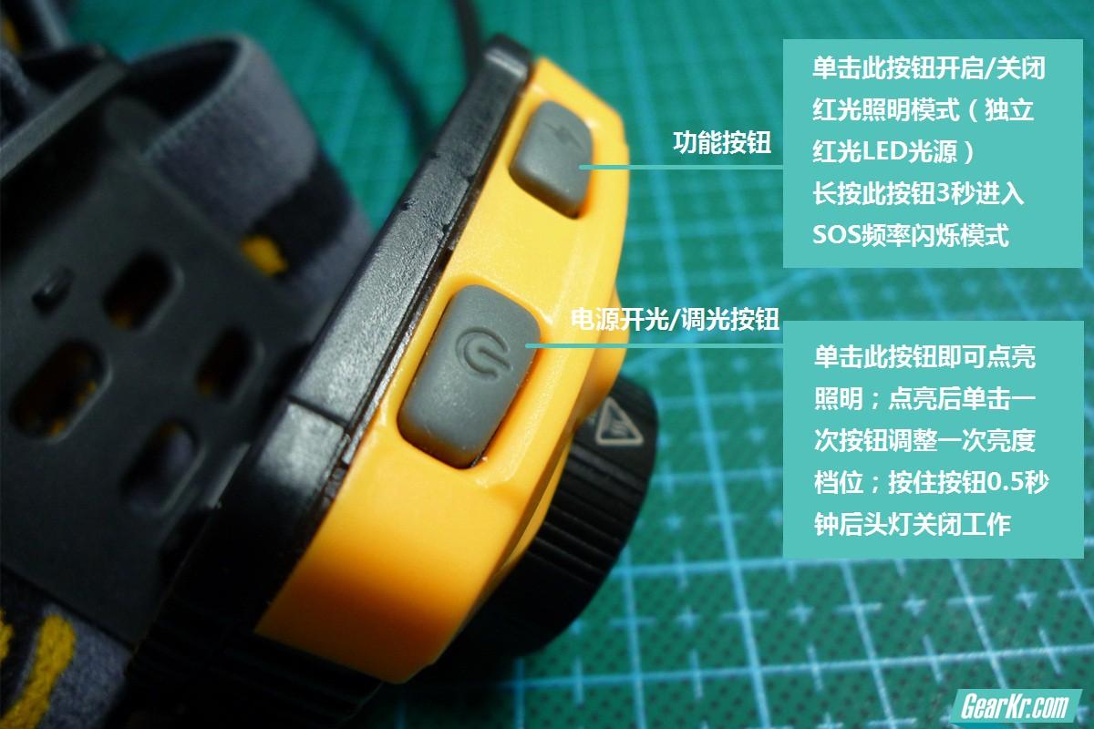 HP05 按键