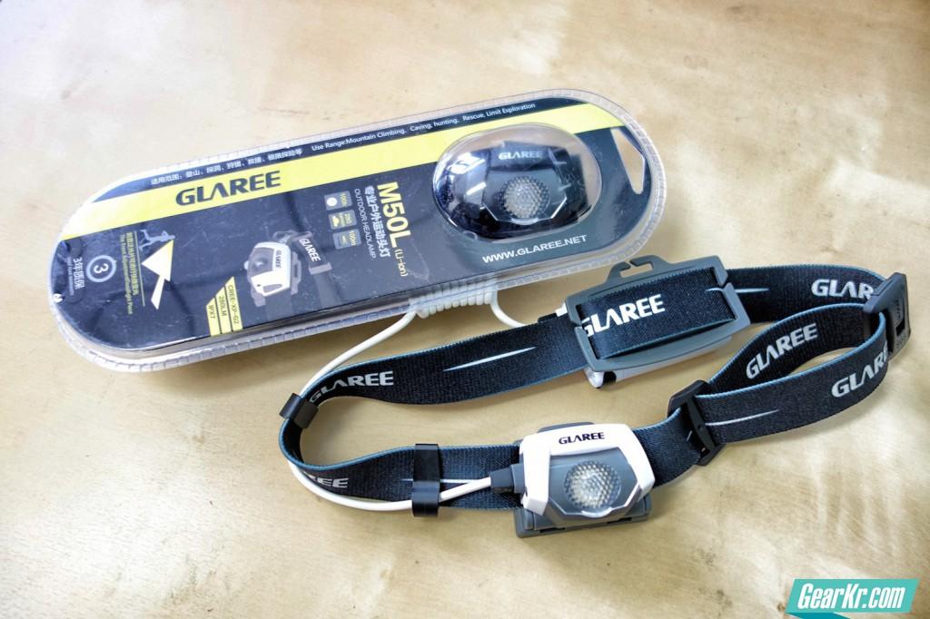 山瑞GLAREE新锂电头灯M50L测评