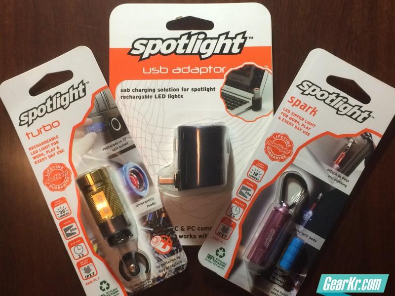 简约之美——spotlight turbo/spark 手电伪测评