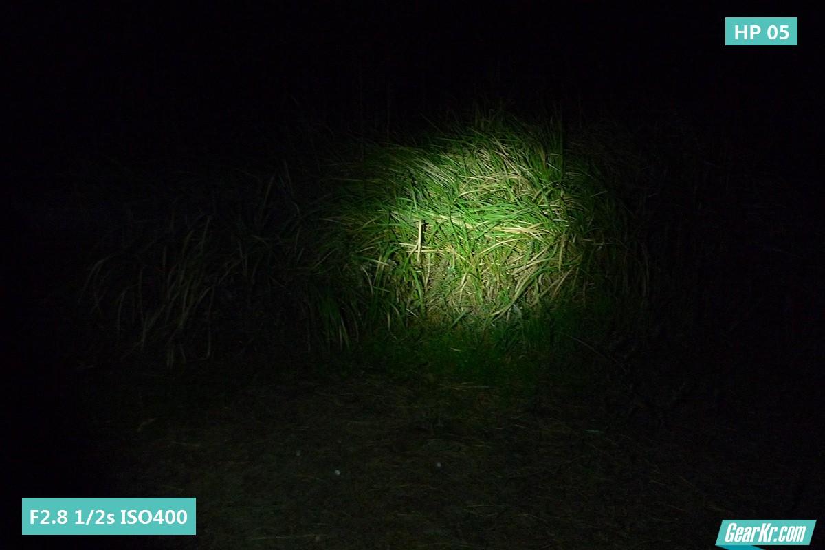 HP  05 夜间试光 1  50流明