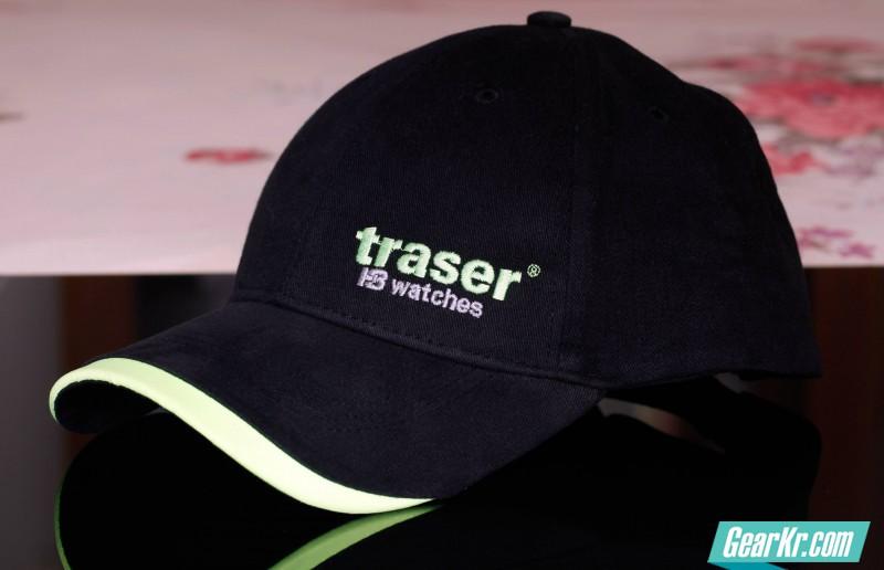 traser棒球帽和GearKr章实拍图!