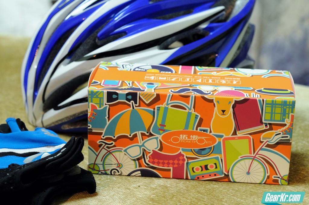 TOPEAK拓步 MAGIC HD PCPL高清偏光户外运动骑行眼镜驾驶镜太阳镜使用感受