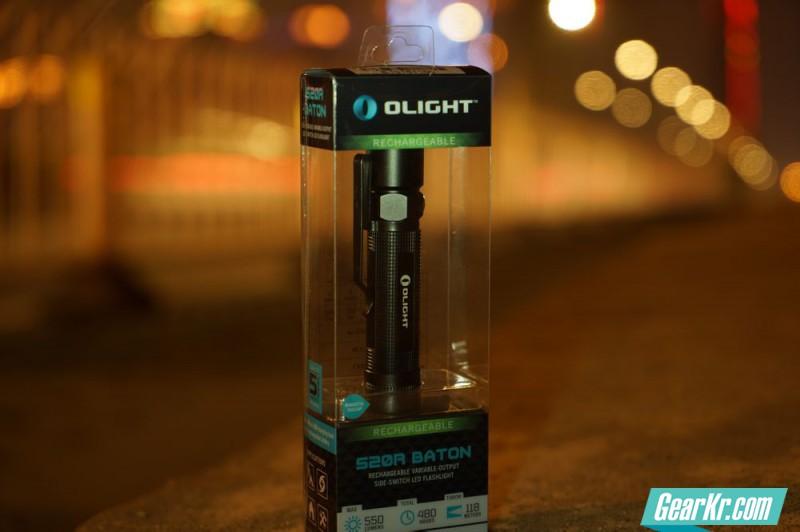 Olight S20R,无数据测评,真爱粉告白