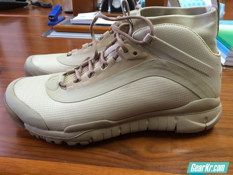 Nike SFB Trainer Special Field Boots实用评测