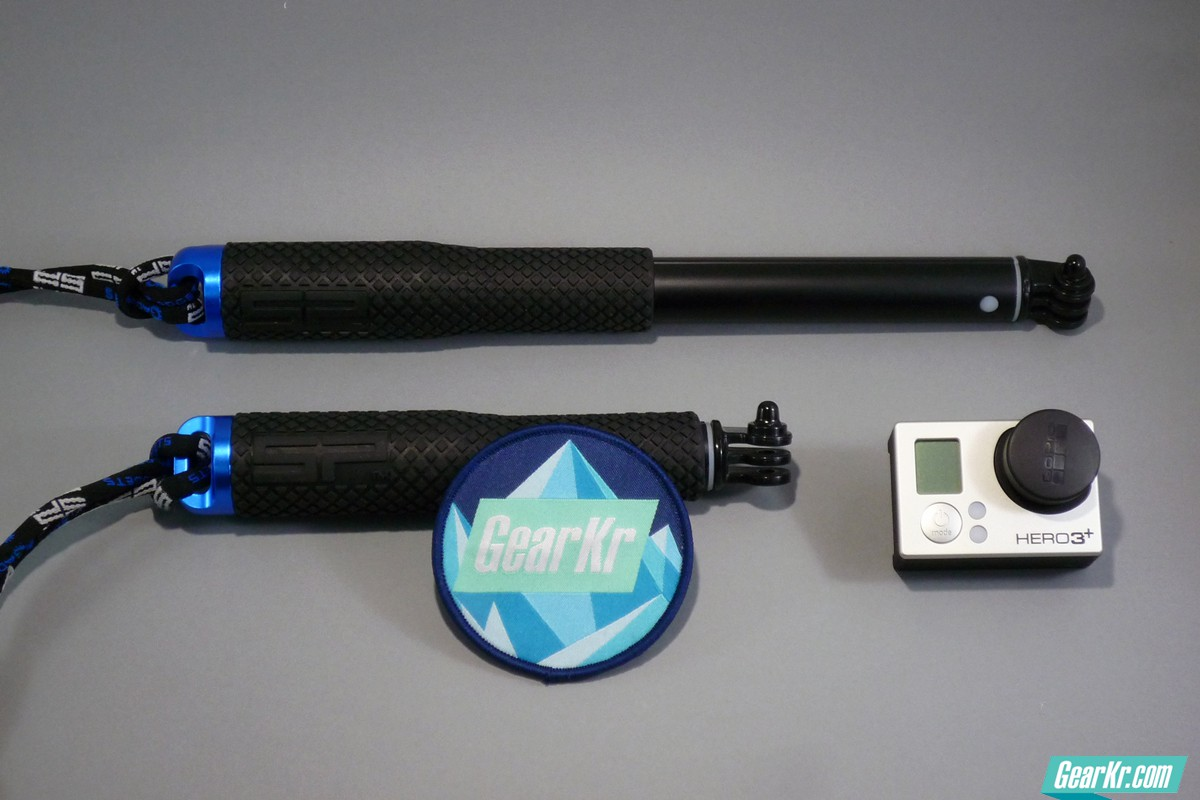 SP-Gadgets 36寸自拍杆体验(附19寸版本对比测评)