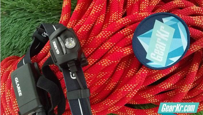 山瑞M50L(锂电版)户外运动头灯测评报告