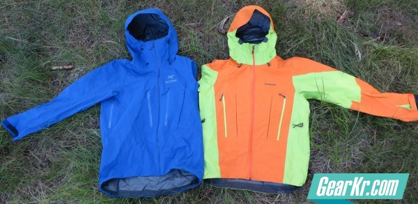 G4OUT.COM-04-Arcteryx-Alpha-SV-and-Patagonia-Super-Alpine.-The-Alpha-SV-is-more-durable-has-a-more-spacious-fit-a-larger-hood-and-weighs-less-But-it-does-not-have-hand-warmer-pockets.